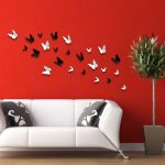 3D Vlinders Zwart Wit (3)